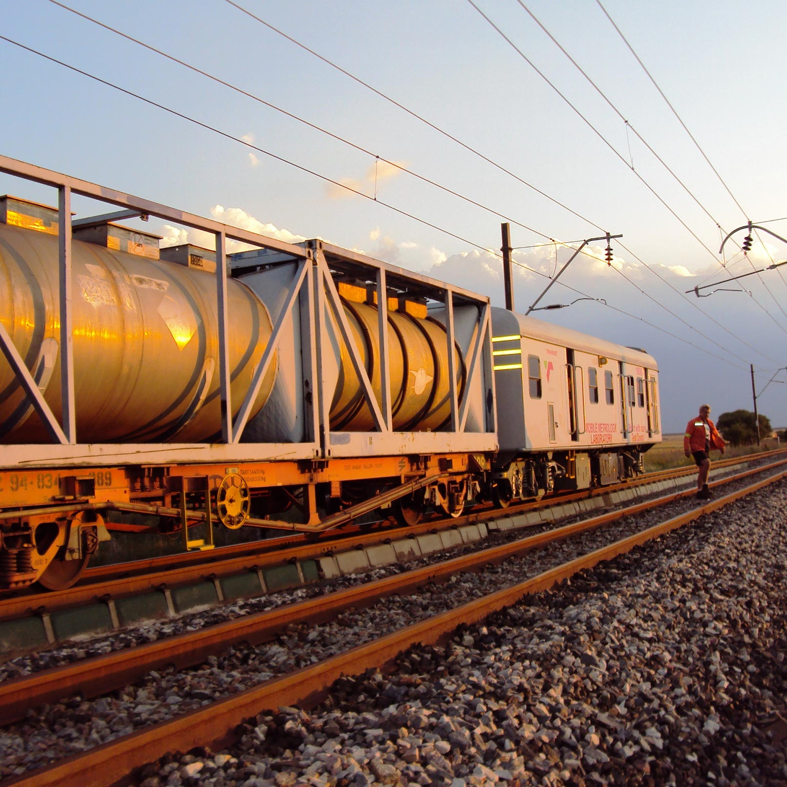 Picture of Rolling Stock Technology