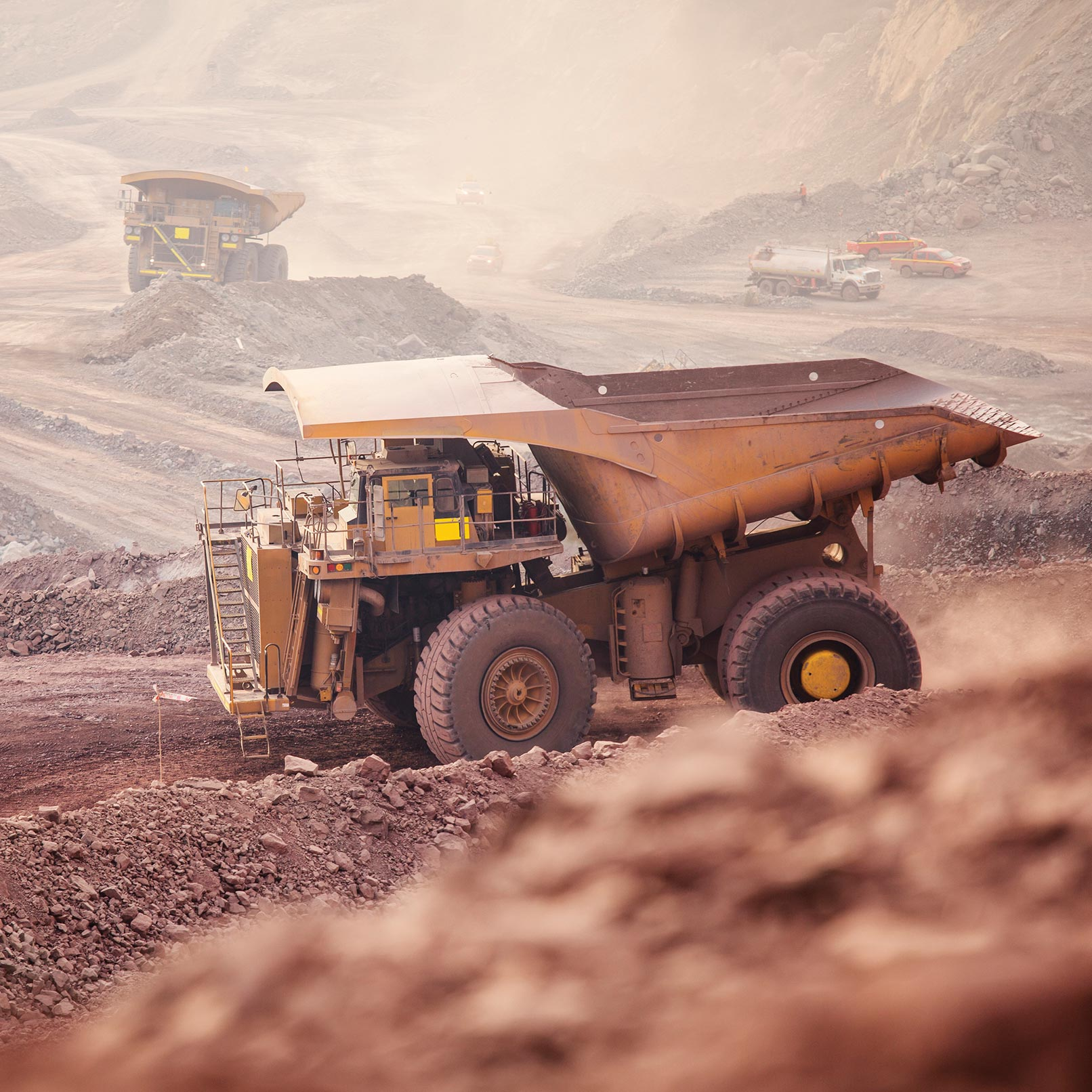 Picture of Programme in Technical & Operational Surface Mining Excellence